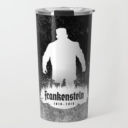 Frankenstein 1818-2018 - 200th Anniversary INV Travel Mug