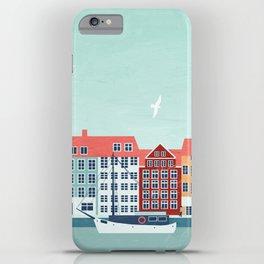 Copenhagen iPhone Case