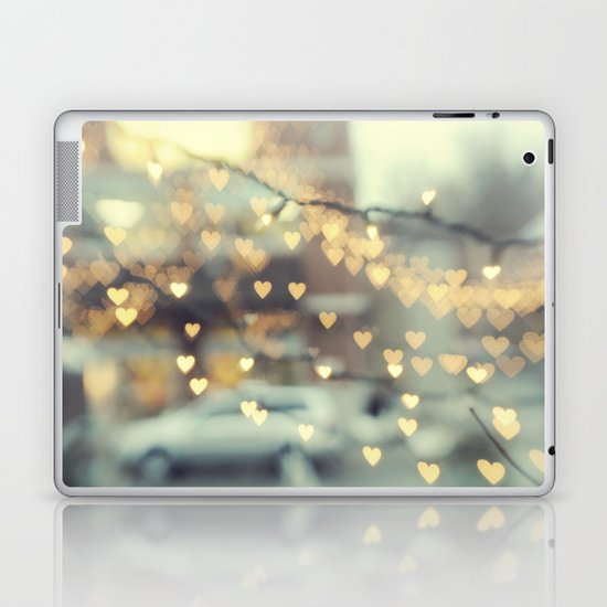Holding on to Love Laptop & iPad Skin