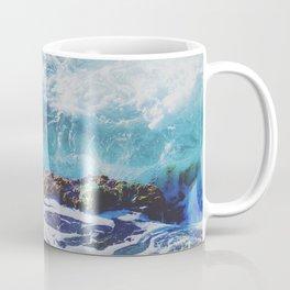 Turbulent Tide Pool Coffee Mug