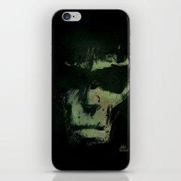 Franky iPhone Skin