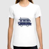 volkswagen T-shirts featuring Volkswagen by adovemore