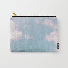 Every Cloud Has a Pink Lining Carry-All Pouch