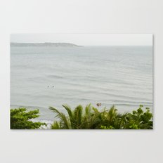 Cartagena Canvas Print