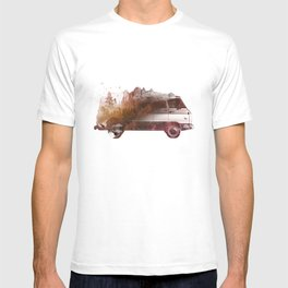 Drive me back home T-shirt