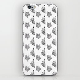 Hungry like the Wolf iPhone Skin