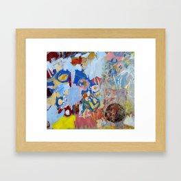 Swazi Art 2 Framed Art Print