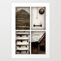 Weathered Series Art Print