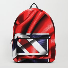 Union Jack version one Backpack