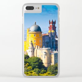 SINTRA 01 Clear iPhone Case