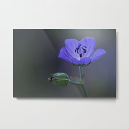Purple Peace... Metal Print