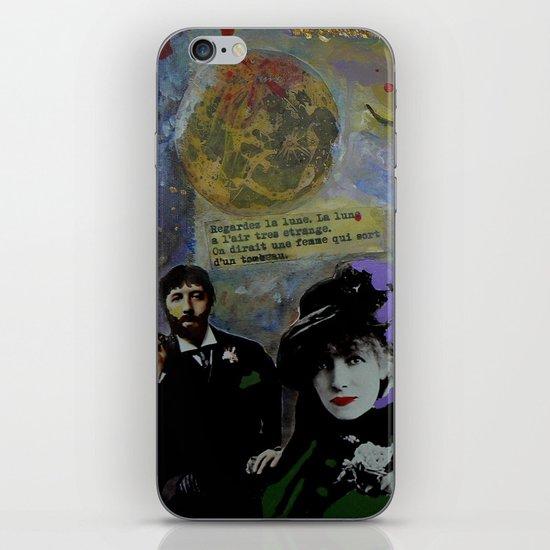 Salomé iPhone & iPod Skin
