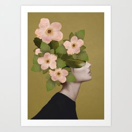 Bloom 12 Art Print