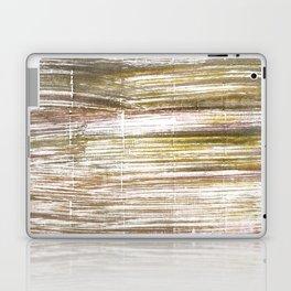 Beaver abstract watercolor Laptop & iPad Skin