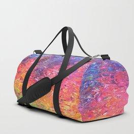 Fluoro Rain Duffle Bag