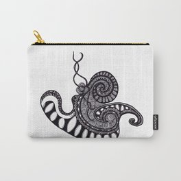 Octopus Doodle Carry-All Pouch