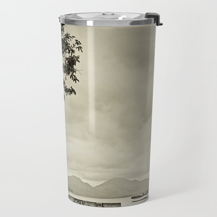 Lagoon Memories Travel Mug