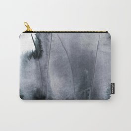 abstract form Carry-All Pouch