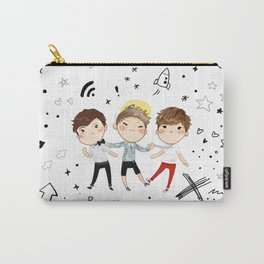uBEAT Twinkle Print Carry-All Pouch