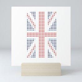 UK Flag Mini Art Print