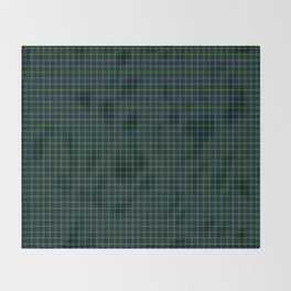 Gordon Tartan Throw Blanket