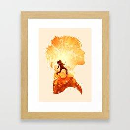 Dream Composer Framed Art Print