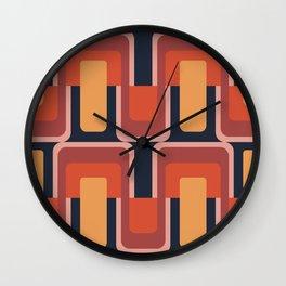 MCM Coaster Wall Clock