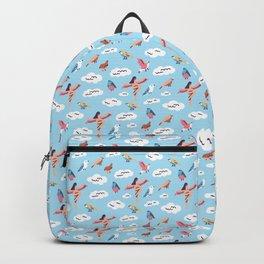 Flying Away Backpack