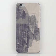over and over iPhone & iPod Skin