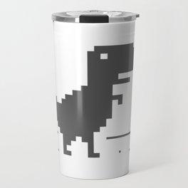 Google Dinosaur Travel Mug