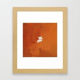 Stamin up Framed Art Print