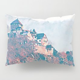 Castle 2 Pillow Sham