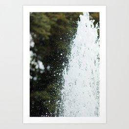 Drops 2 Art Print