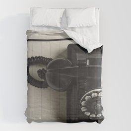 Connected Comforters