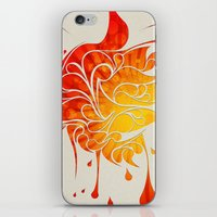 vector iPhone & iPod Skins featuring Vector by Bill Labus