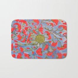 Full Bloom Bath Mat