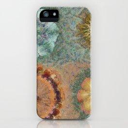 Unmorosely Rhythm Flower  ID:16165-030413-53640 iPhone Case
