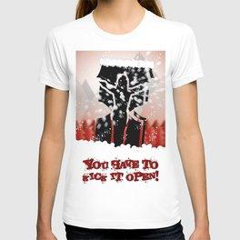 Kick it Open! T-shirt