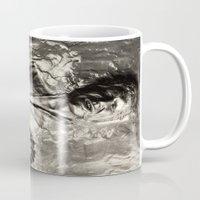 han solo Mugs featuring Han Solo carbonite by Ferdinand Bardamu