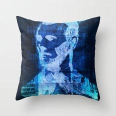 Model Citizen Throw Pillow