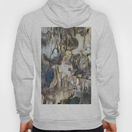 Day Dreaming - Abstract Study Hoody