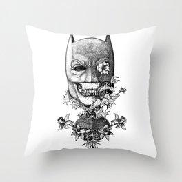 World Finest Series. The Bat.  Throw Pillow