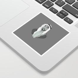 Sheikh Zayed Sticker