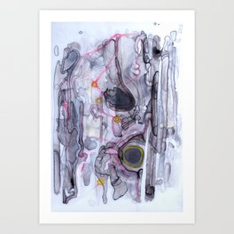 Abstract 2 Art Print