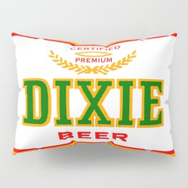 DIXIE BEER OF NEW ORLEANS Pillow Sham