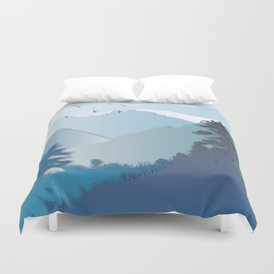 My Nature Collection No. 41 Duvet Cover