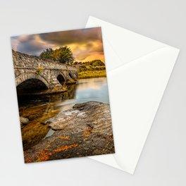 Pont Pen-y-llyn Bridge Snowdonia Stationery Cards