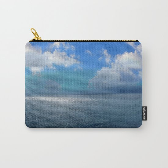Dreaming Of The Sea Carry-All Pouch