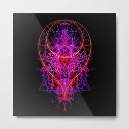 SEKTA Metal Print