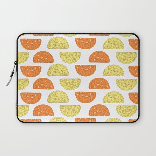 Orange Slices Pattern by windyiris
